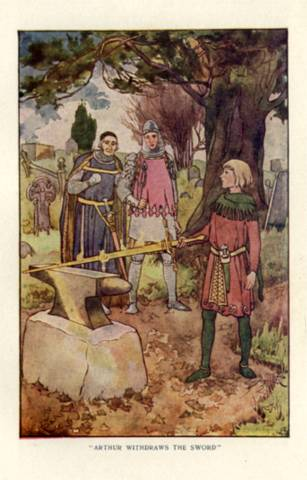 arthurian romances For a fuller account, consult derek pearsall, arthurian romance (2003)http:// wwwlibrochesteredu/camelot camelot project, archive of arthurian materials  and.