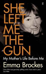 She left the gun