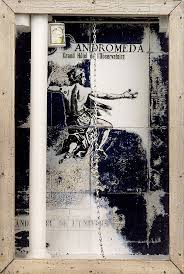 One of Joseph Cornell's Hotel Andromeda boxes